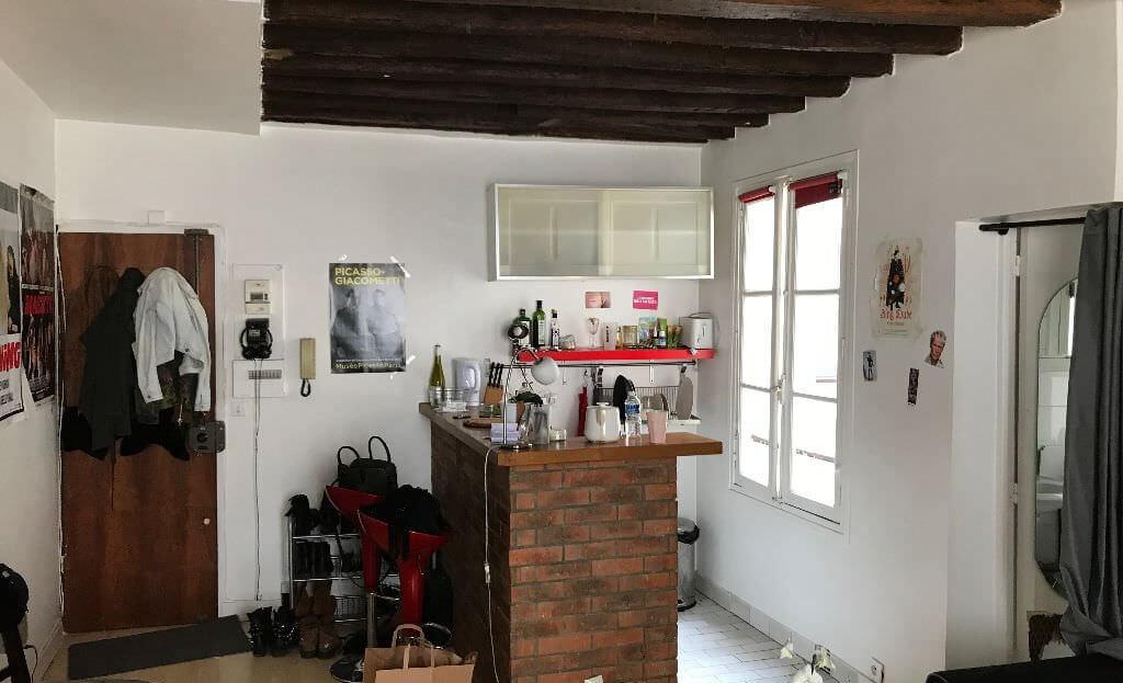Vente studio Paris 11em arrondissement 75011