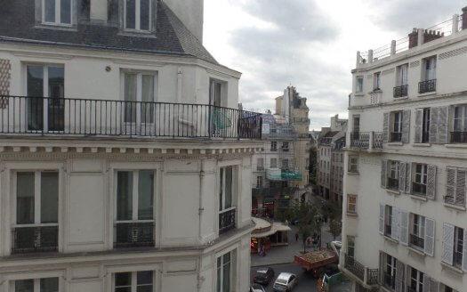 Vente chambre de bonne Paris 4em arrondissement 75004