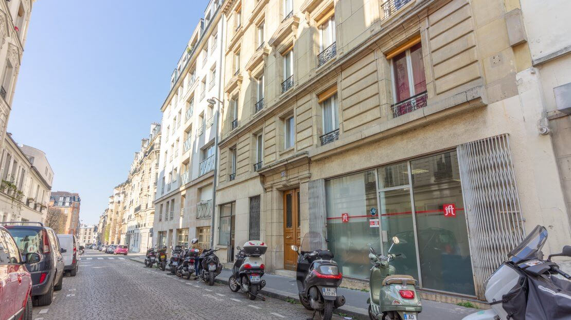 VENTE Local commercial paris 15em