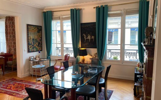 Vente 4 pièces Paris 8em rue de l'Arcade